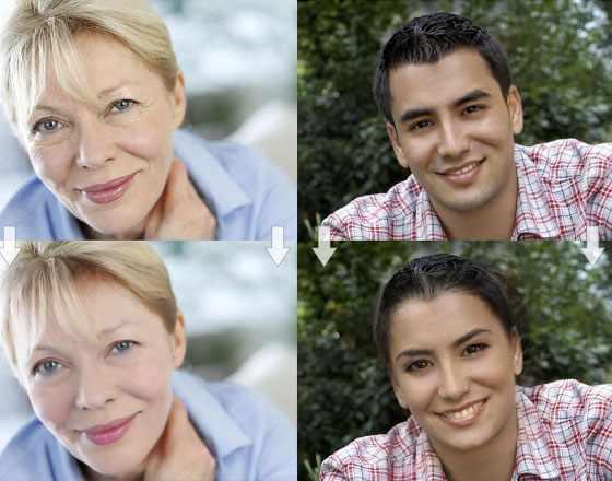 image دانلود و معرفی نحوه عملکرد نرم افزار تغییر چهره فیس اپ faceapp