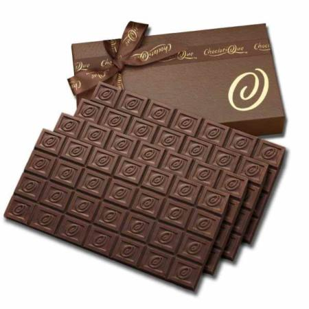 image تاثیرات جادویی شکلات تلخ برای سلامتی