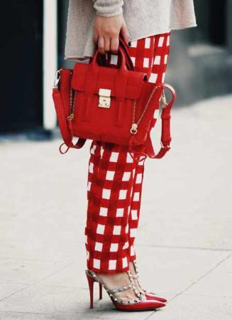 image آموزش انتخاب کیف و کفش مناسب با هم مخصوص خانم ها