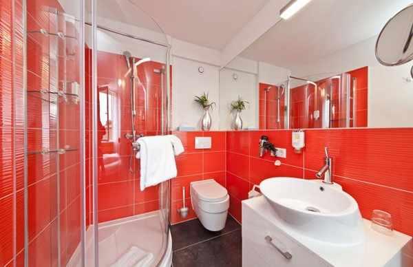 image ایده هایی برای استفاده از رنگ قرمز در دکوراسیون مدرن منزل