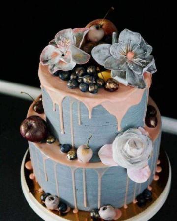 image زیباترین مدل های کیک عروس برای عروس های خوش سلیقه
