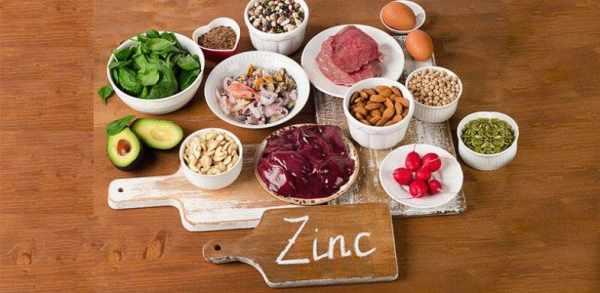 image چه مواد غذایی حاوی زینک یا روی هستند و اثرات آن برای سلامتی