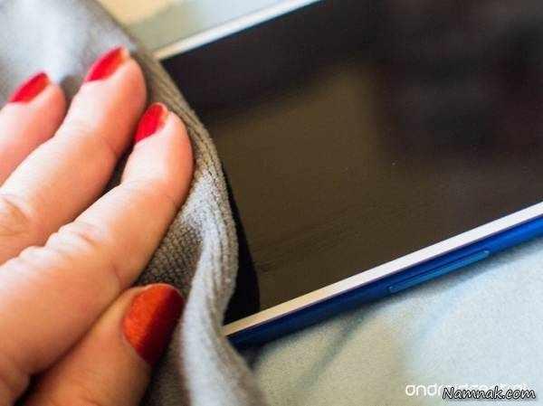 image, چطور بدون خراب شدن گوشی موبایل را تمیز و ضد عفونی کنید