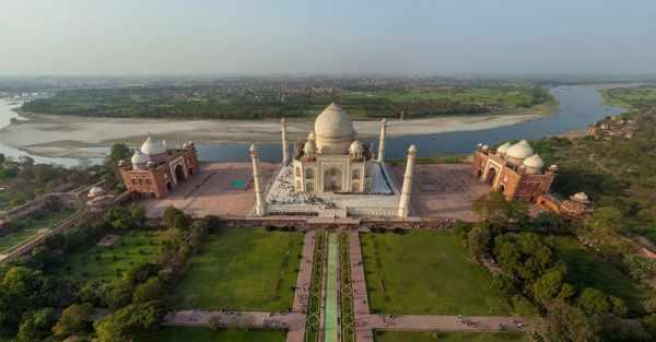 image, نکات خواندنی درباره تاج محل از معروف ترین جاذبه های هندوستان