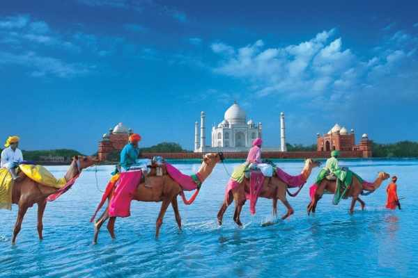 image نکات خواندنی درباره تاج محل از معروف ترین جاذبه های هندوستان
