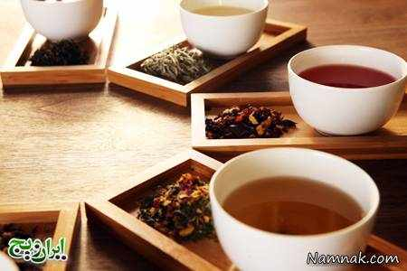 image معرفی چای های مفید برای سلامتی