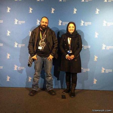 image عکس های زیبا از هنرمند محبوب نرگس محمدی و همسرش علی اوجی
