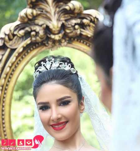 image, مدل های جدید و متنوع آرایش صورت مخصوص عروسی و نامزدی