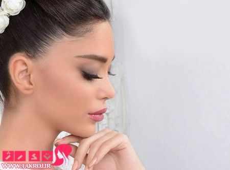 image مدل های جدید و متنوع آرایش صورت مخصوص عروسی و نامزدی