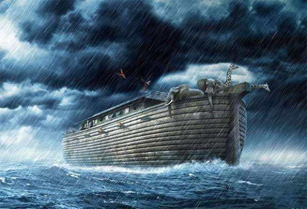 image عکس های دیدنی و واقعی از کشتی نوح کشف شده
