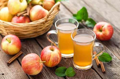 image کوفتگی عضلات خود را با مصرف سرکه سیب تسکین دهید