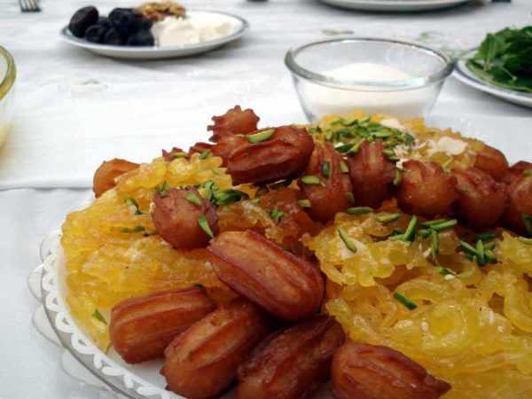 image, خوردن زولبیا و بامیه چه خواص و عوارضی دارد