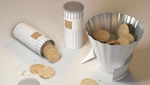 image ایده های خلاقانه برای بسته بندی مواد غذایی
