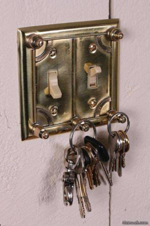 image کلید و پریزهای برق را چطور در دکوراسین خانه تزیین کنید