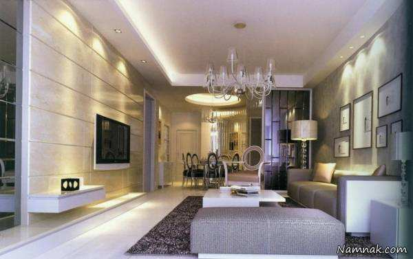 image چطور منزل خود را نورپردازی کنید تا شیک و مدرن به نظر برسد