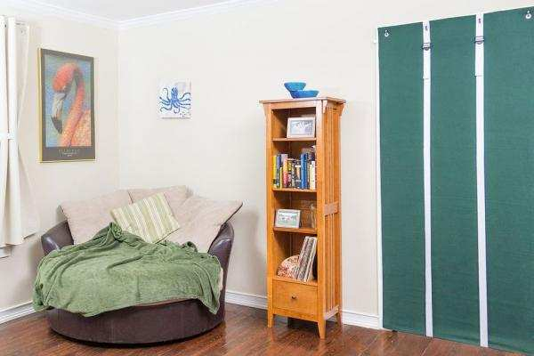 image ایده های خلاقانه برای عایق صدا کردن آپارتمان های پر سر و صدا