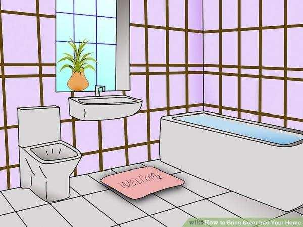 image چطور خانه خود را با رنگ های شاد و گرم دکور کنید