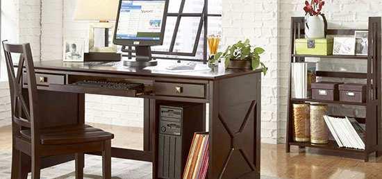 image محیط کار در منزل خود را چطور دکوارسیون کنید تا هنگام کار آرام باشید