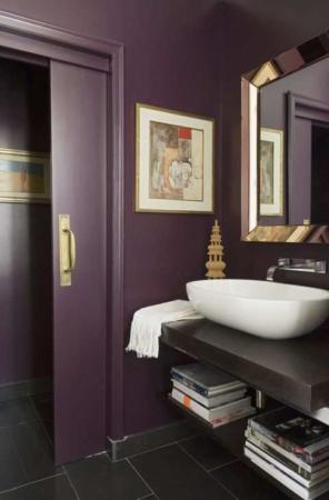 image چه رنگ هایی برای دیوارهای آپارتمان مناسب نیستند
