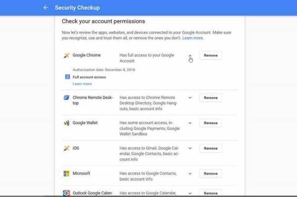 عکس, آموزش تصویری چک کردن مراحل امنیتی در حساب گوگل