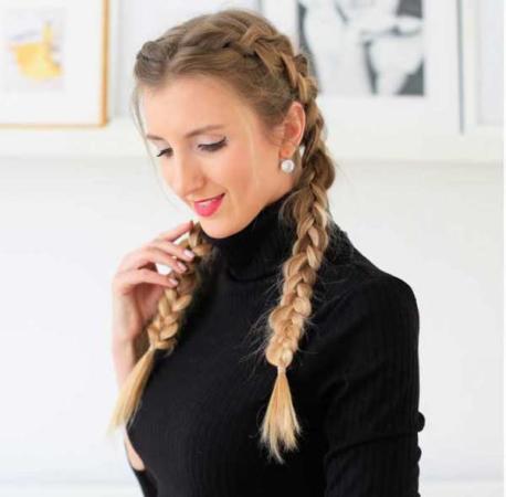image آموزش روش های بی ضرر برای داشتن موهایی فر
