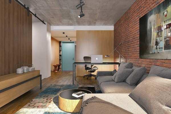 image دکوارسیون شیک و مدرن پنج نمونه آپارتمان کوچک