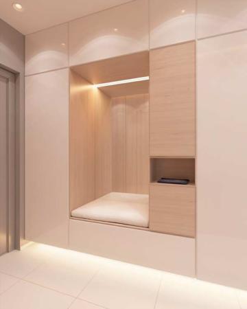 image, عکس های دکوراسیون شیک دو مدل آپارتمان یک خوابه