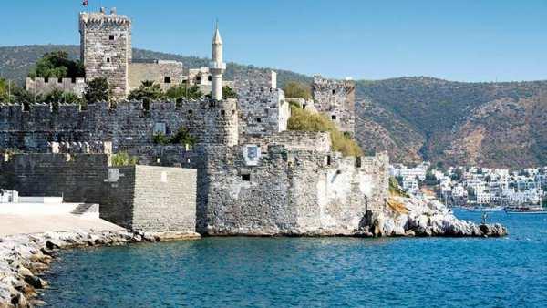 image آنچه باید قبل از سفر به بدروم در ترکیه بدانید