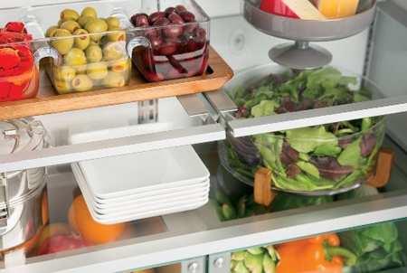 image چطور مواد غذایی را در یخچال دشته بندی کنید