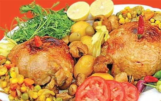 عکس, آموزش مرحله ای برای تهیه دلمه با مرغ