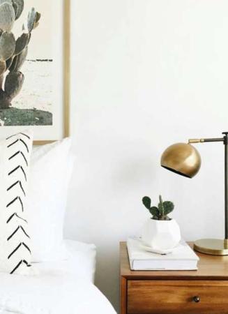 image, چطور اتاق خواب خود را به مکانی آرام برای خوابیدن تبدیل کنید