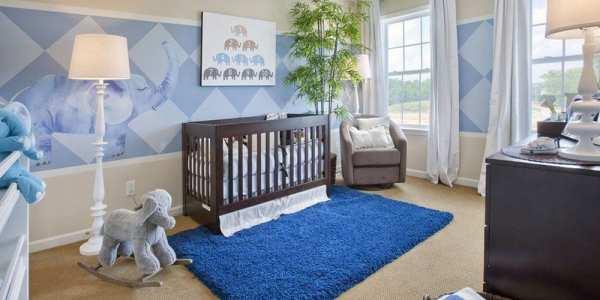 image چطور برای اتاق کودک فرش مناسب انتخاب کنید