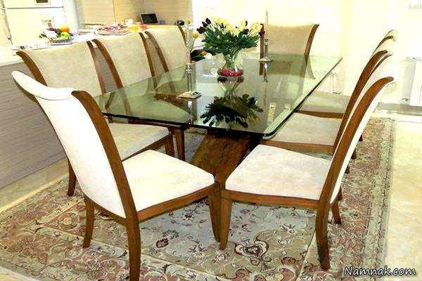 عکس, چطور برای آپارتمان خود میز غذاخوری مناسب انتخاب کنید
