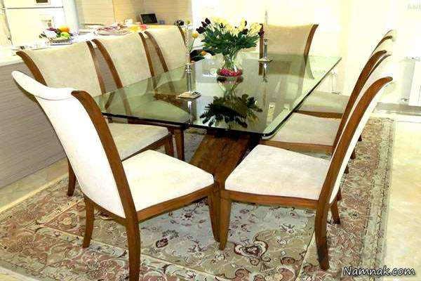 image, چطور برای آپارتمان خود میز غذاخوری مناسب انتخاب کنید