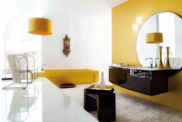 image نکته های روانشناسی درباره استفاده از رنگ زرد در دکوراسیون