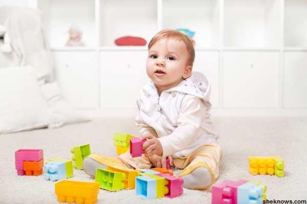 image, آیا کودکان می توانند تنها بازی کنند و فایده های آن