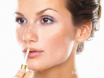 image, اشتباه آرایشی خانم ها در آرایش لب