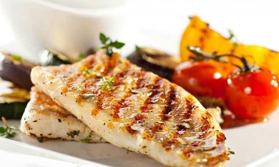 image, چه روش هایی برای پخت ماهی وجود دارد