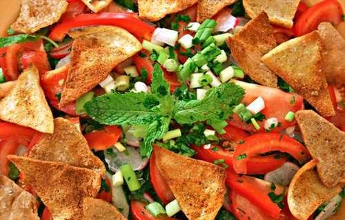 image, معرفی و نحوه درست کردن غذاهای خوشمزه لبنانی