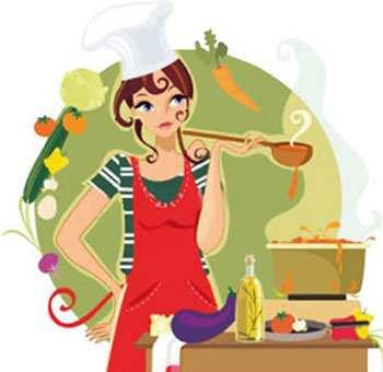 image نکته های کلیدی برای پخت غذاهای خوشمزه