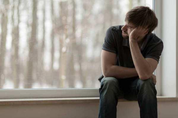 image, چطور باید فهمید یک مرد افسرده است یا نه