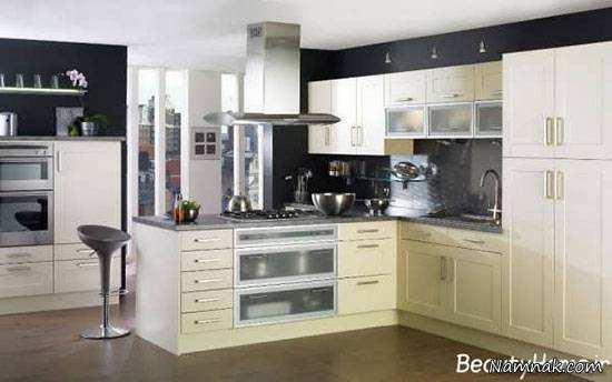 image, چطور از کابینت جزیره در دکوراسیون آشپزخانه خود استفاده کنید