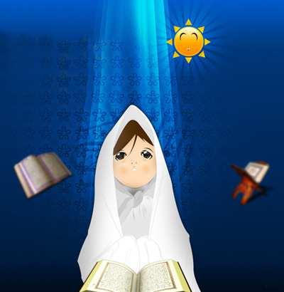 image داستان زیبا و آموزنده خدا کجاست برای بچه ها