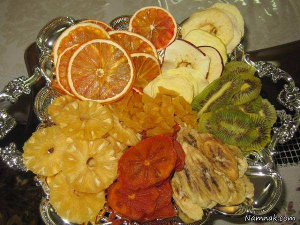 image آموزش درست کردن میوه خشک در منزل