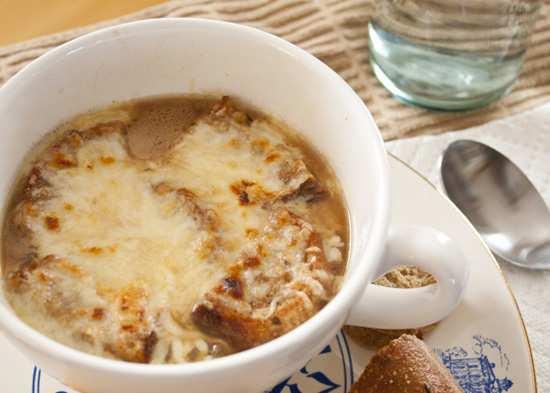 image آموزش پخت سوپ ساده و مقوی پیاز