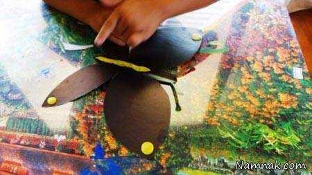image, آموزش تصویری درست کردن کاردستی بچگانه