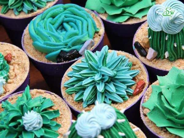 image, ایده ها و مدل های زیبای طراحی کاپ کیک