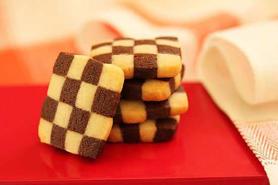 image آموزش پخت کوکی خوشمزه خانگی برای مهمانی