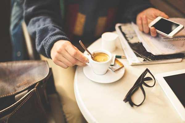 عکس, آشنایی با فایده و ضررهای نوشیدن قهوه