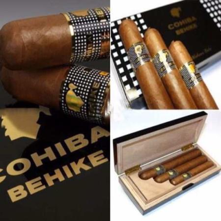image عکس گران ترین سیگار برگ در جهان